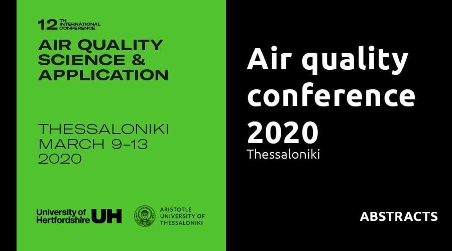 Sensores de calidad del aire: usos y rendimiento