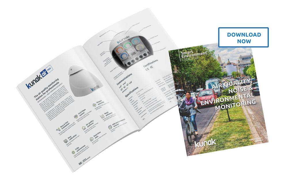 Catálogo Smart Environment