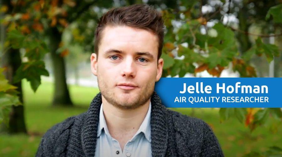Entrevista con Jelle Hofman (IMEC) sobre sistemas de calidad del aire basados en sensores